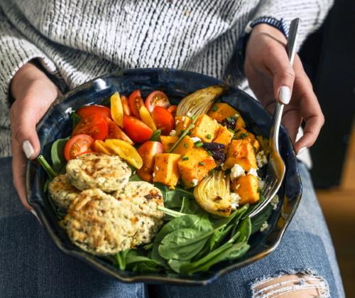 Vegane Ernährung bei Herpes