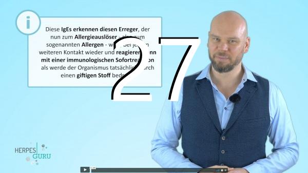 [27] Unverträglichkeiten - Teil 2 - Allergien